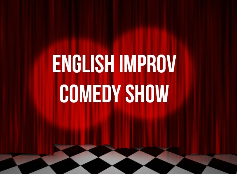 English Improv Comedy Show