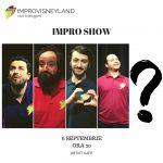 Toamna numărăm râsetele!Impro show @Artist Cafe